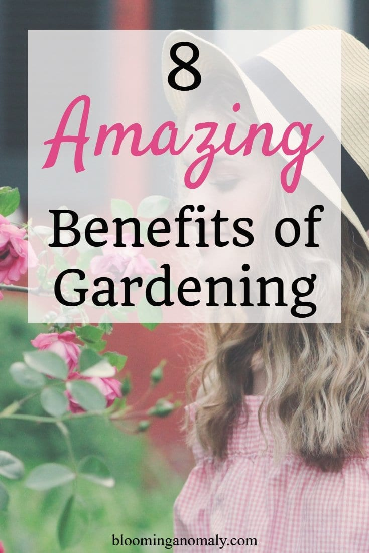 8 amazing benefits of gardening, amazing benefits of gardening, benefits of gardening