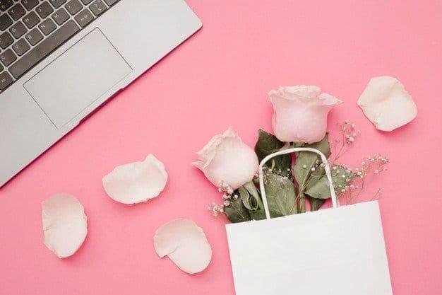 5 social media platforms to utilize as a blogger, desktop, roses