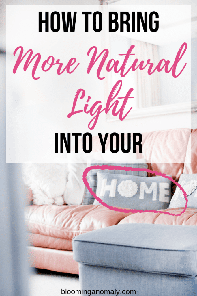 bring more natural light into your home