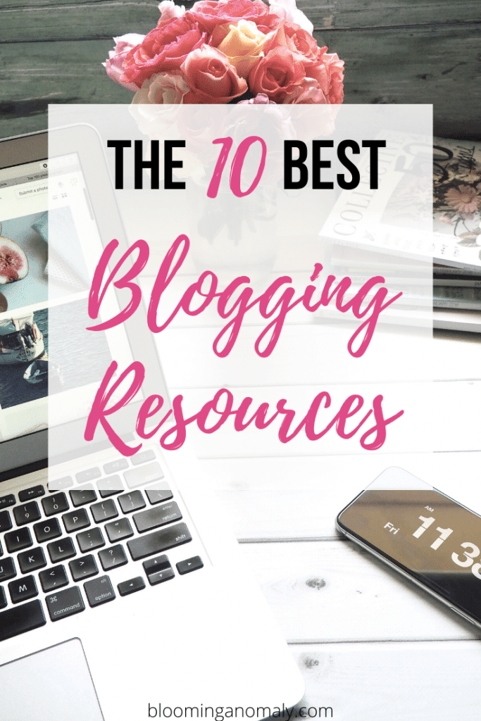 10 best blogging resources